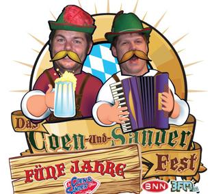 Das Coen und Sander Fest